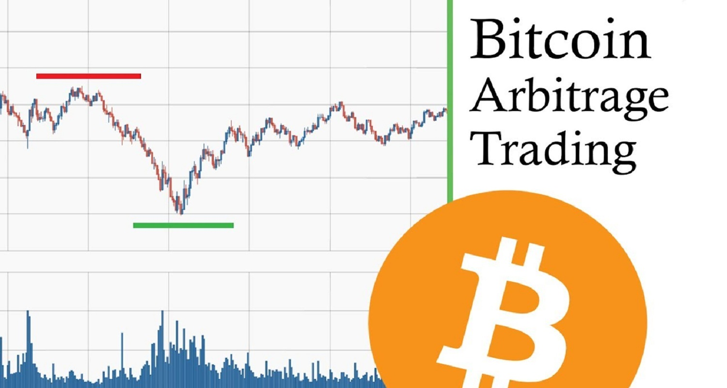 Cryptocurrency trading or arbitrage