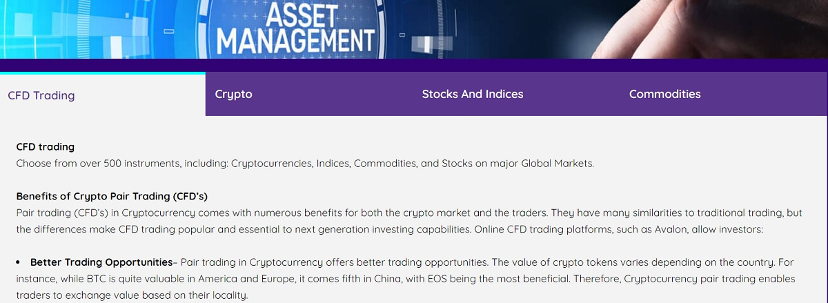 Avalon-WM assets
