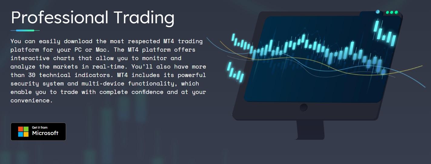Onyx Trade Group Trading Platform