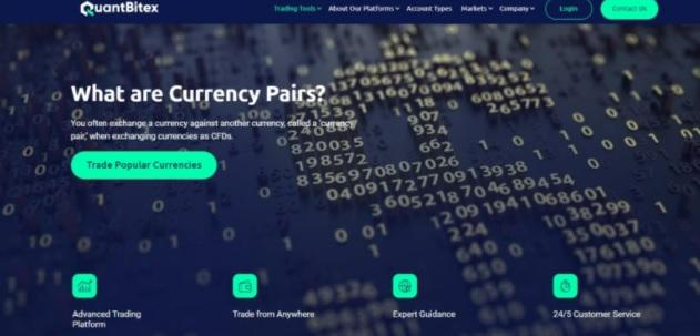 Quantbitex assets